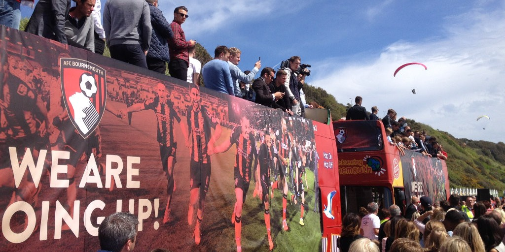 Bournemouth FC Promotion